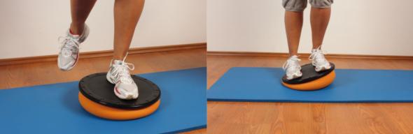 Eficacia de los ejercicios de propiocepción en la prevención de lesiones deportivas