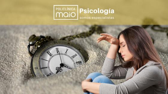 Consecuencias del agotamiento inducido por el estrés prolongado.